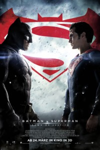 «Batman v Superman» läuft ab 23.3. in Basel.