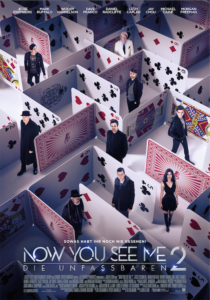 «Now You See Me 2» läuft ab 1.9. in Basel.