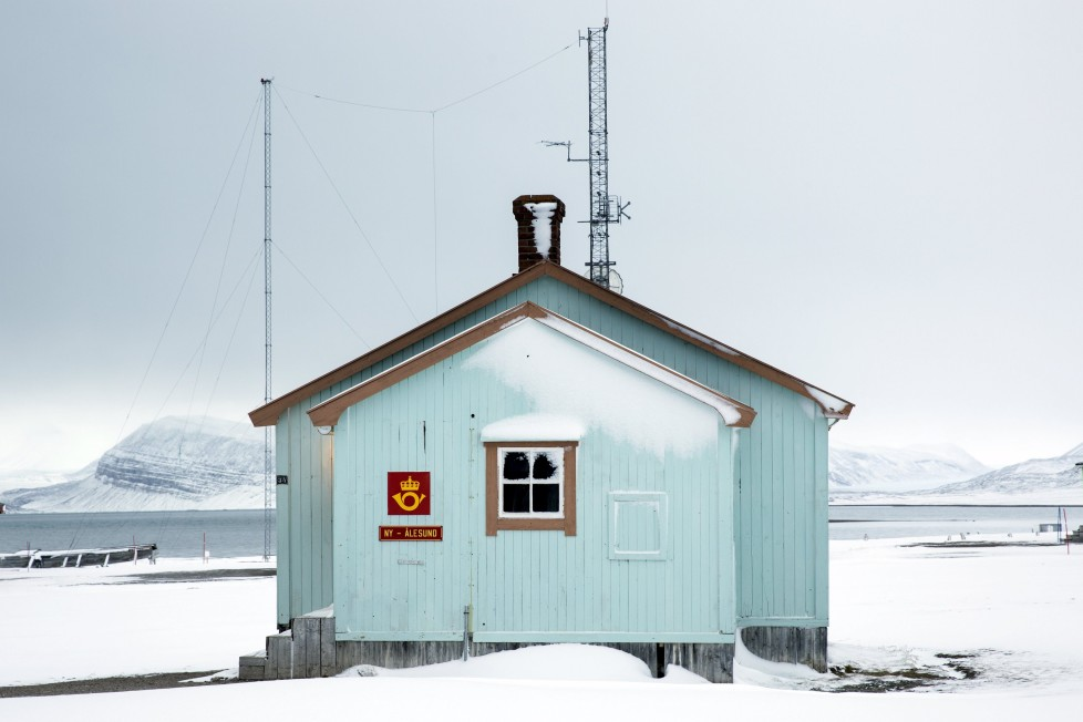 "The northernmost non-military post office in the world in the Kings Bay research station in Ny-Alesund, Svalbard, Norway, October 18, 2015. A Norwegian chain of islands just 1,200 km (750 miles) from the North Pole is trying to promote new technologies, tourism and scientific research in a shift from high-polluting coal mining that has been a backbone of the remote economy for decades. Norway suspended most coal mining on the Svalbard archipelago last year because of the high costs, and is looking for alternative jobs for about 2,200 inhabitants on islands where polar bears roam. Part of the answer may be to boost science: in Ny-Alesund, the world's most northerly permanent non-military settlement, scientists from 11 nations including Norway, Germany, France, Britain, India and South Korea study issues such as climate change. The presence of Norway, a NATO member, also gives the alliance a strategic foothold in the far north, of increasing importance after neighbouring Russia annexed Ukraine's Crimea region in 2014. REUTERS/Anna FilipovaPICTURE 10 OF 19 - SEARCH ""SVALBARD FILIPOVA"" FOR ALL IMAGES"