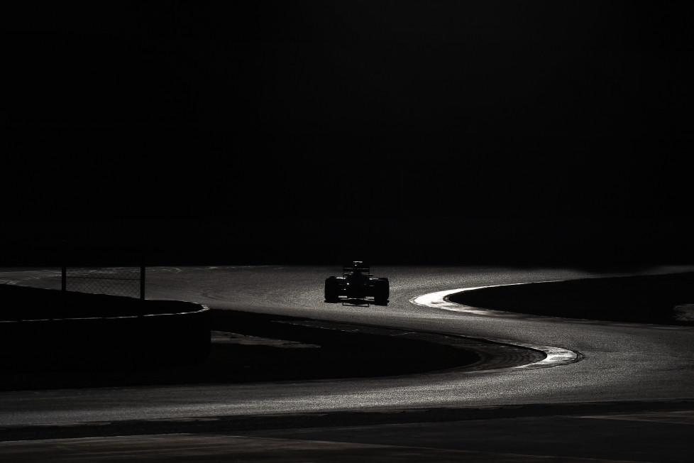 Toro Rosso's Belgian-Dutch driver Max Verstappen drives at the Circuit de Catalunya on March 3, 2016 in Montmelo on the outskirts of Barcelona during the third day of the second week of tests for the Formula One Grand Prix season. / AFP / JOSEP LAGO