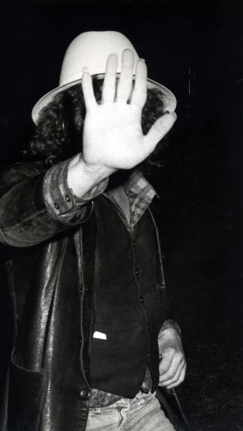 Bob Dylan during Bob Dylan Attends a Ronee Blakely Concert at The Roxy Club in Los Angeles - March 11, 1977 at The Roxy Club in Los Angeles, California, United States. (Photo by Ron Galella/WireImage)